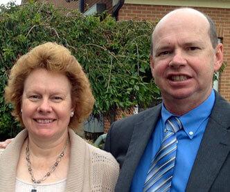 David & Diane Cato